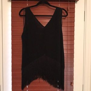 Rachel Roy Fringe Top